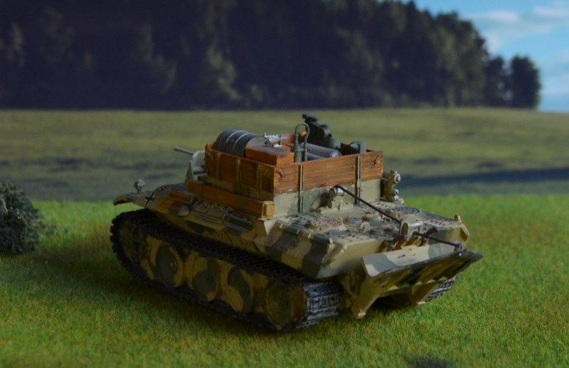 Bergepanther A SdKfz 179