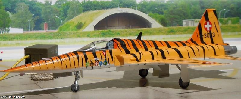 Northrop F5E Sina Cat