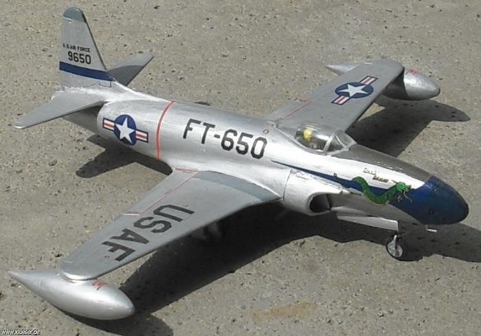 Lockheed F80C Shooting Star