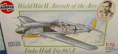 Focke-Wulf Fw 190 A Aircraft of the Aces