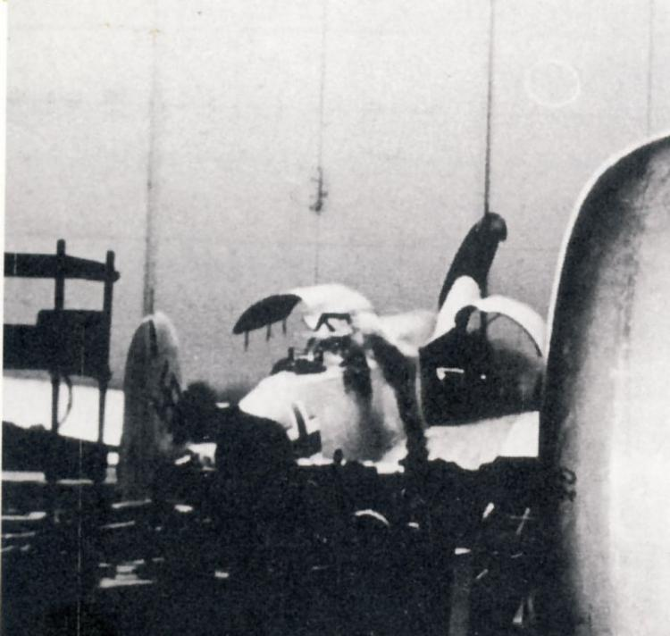 Fw 190 V21, second form of the cowling. Source: www.flugzeugforum.de/threads/71749-Focke-Wulf-FW190-Prototypen-V20-und-V21 and following folgende