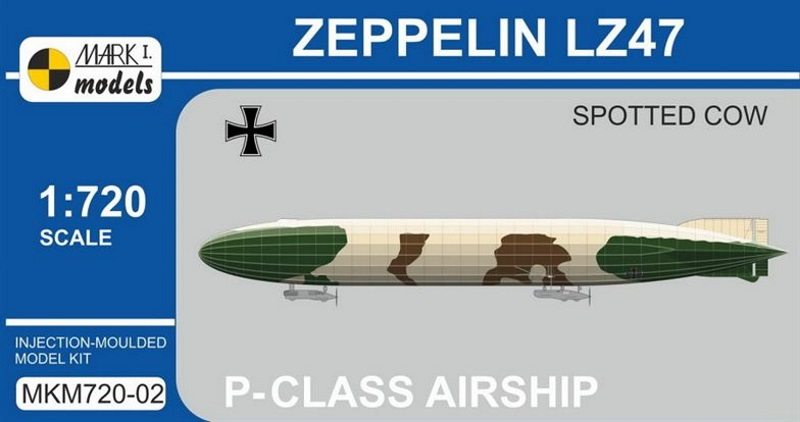 Zeppelin LZ47 Spotted Cow