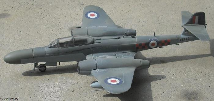 Gloster Meteor  NF14,12,11
