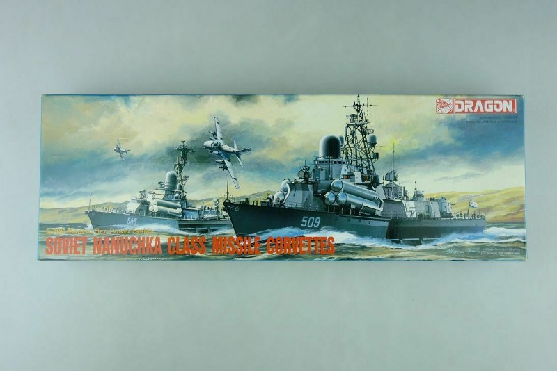 Nanuchka Missile Corvettes Package