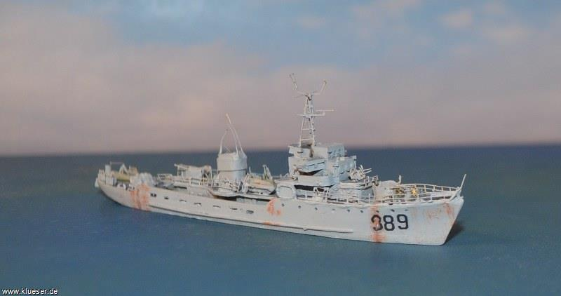PLA 6610 early Ocean Minesweeper