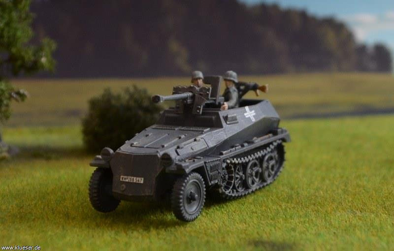 Sd.Kfz. 250/11 A PzB41