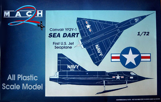Convair YF-2Y-1 Sea Dart