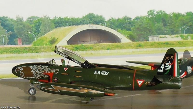 Lockheed T33 Aztec Knight