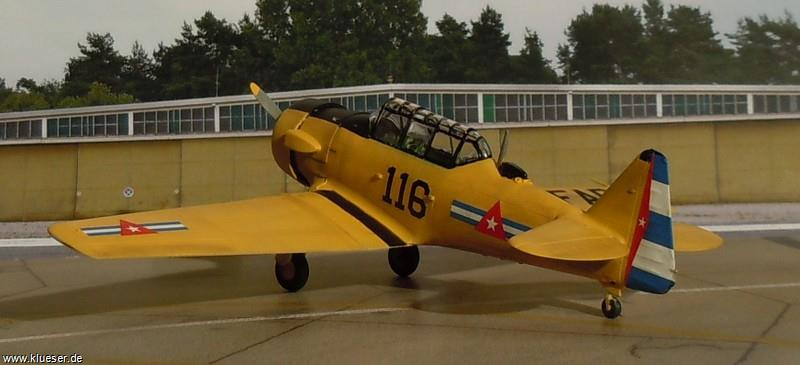 North American T6F (AT-6F) Kuba Texan