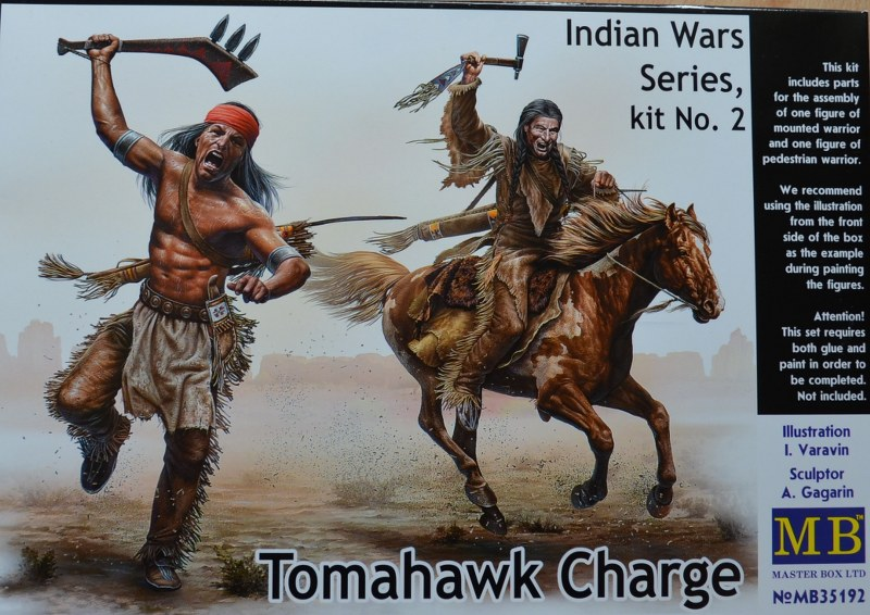 Indianer: Tomahawk Charge (Indian War Series No 2)