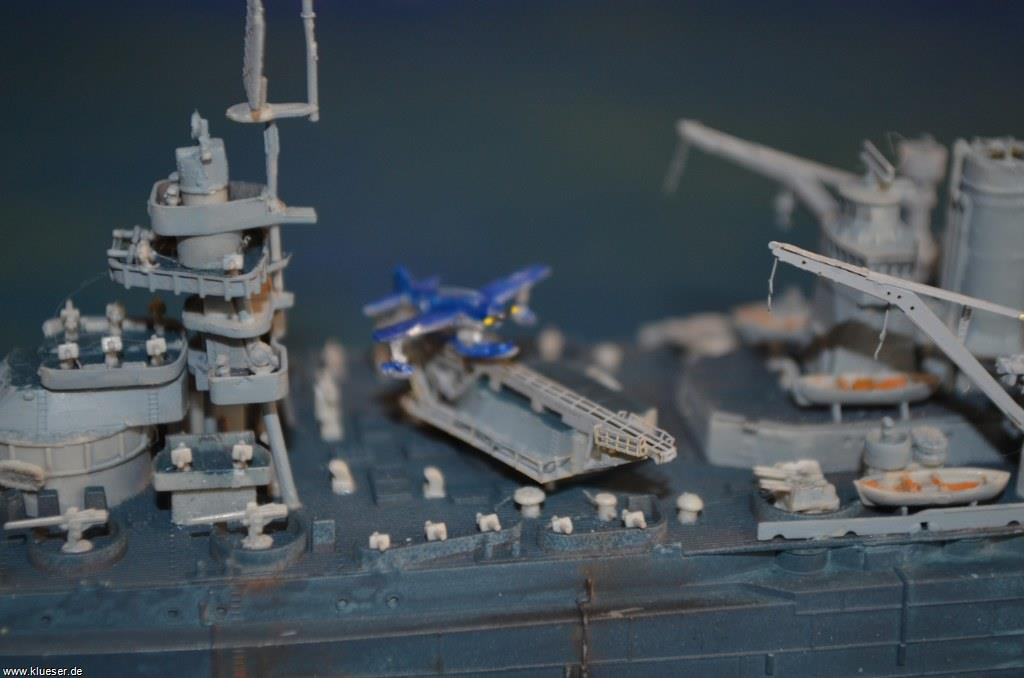 USS Texas BB-35, Vought OS2U Kingfisher