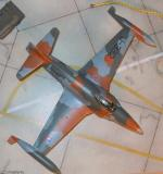 Lockheed F80C Shooting Star Chile