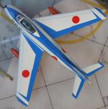 North American F86F-40NA Sabre Blue Impulse