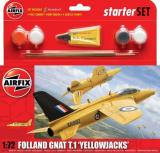Folland Gnat Yellowjacks