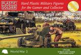 British 6pdr Gun And Loyd Carrier