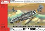 Messerschmitt Me109G-5 early